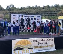 Waterfestival di Viverone: podio monferrino tra gli Junior Elite